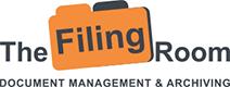 The Filing Room Logo
